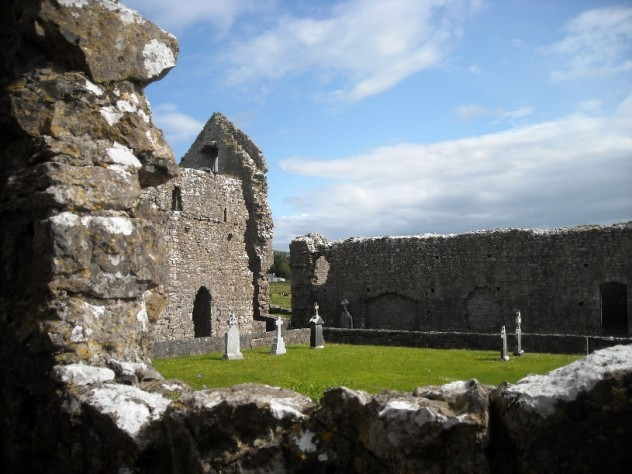 Galway-Knockmoy Abbey